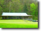 Tennessee Land 43 Acres 42.75 ac farm w/2005 ranch home, private