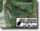 West Virginia Land 4 Acres Lot 1 Big Otter Hwy  MLS 103488