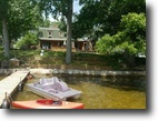 Chippewa Lake Waterfront Home!!