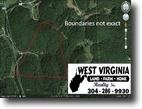 West Virginia Farm Land 77 Acres 169 Cold Springs Road  MLS 103213