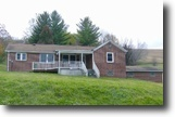 2 BR/1 BA Home on 1 Acre in Tazewell, VA