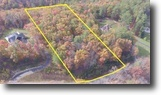 For Sale: 3.5 Acre Wooded Lot with Stream