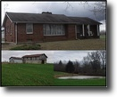 Tennessee Farm Land 33 Acres 32ac w/Hm, Pole Barn, 2 Barns, 3 Ponds, Pa