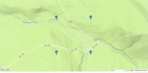 claim gps corners map colorado