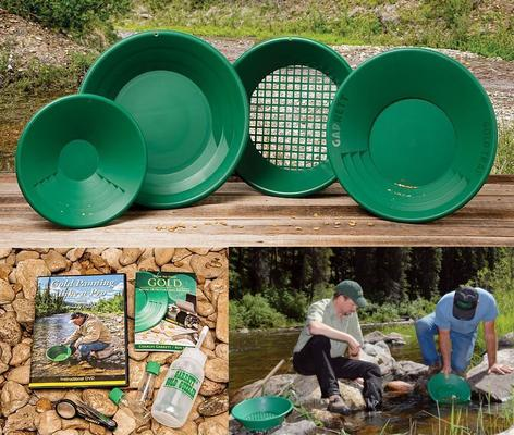 free prospector kit when purchase this claim. colorado