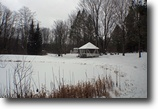 3 Acre Camp with Pond Springwater NY
