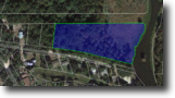 Florida Waterfront 4 Acres 3.64 ac riverfront - OWNER FINANCING