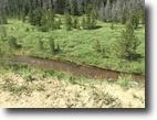 Colorado Farm Land 20 Acres 19.5 ac Colorado Gold Mining Claim w/Creek