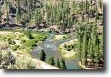 California 40 acre Gold Mining Claim River