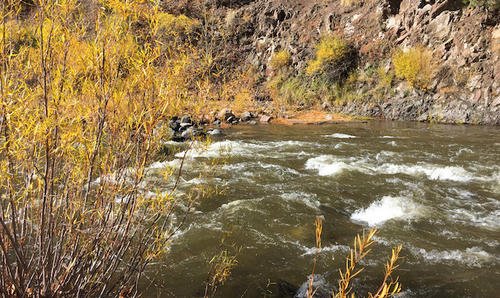 claim river california