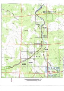 Claim BLM registered map