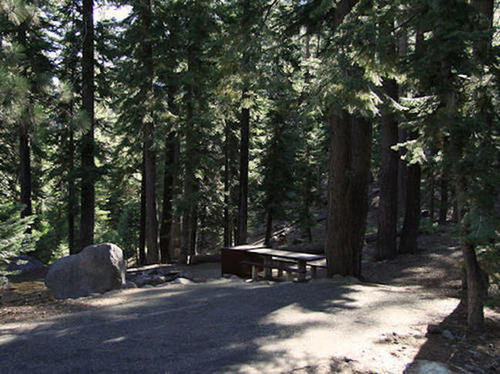 silver creek campground down the road california