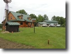 Michigan Land 40 Acres Adorable home with private pond!