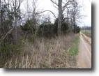 Tennessee Land 10 Acres 9.86ac Totally Wooded Level To Gentle Roll