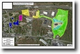 "Virginia Land 41 Acres Major Class ""A"" Commercial Campus Parcels"