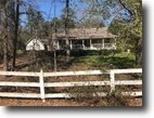 3 BR/2.5 BA home on 5.09 acres in Newborn