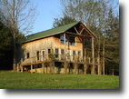 Cabin on 30 acres in Green County, KY