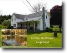 61.93 Acres - PA Farmhouse