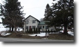 8 acres House Marathon NY 1695 Route 221