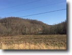 Kentucky Farm Land 129 Acres Just Listed:Attn Hunters 129+/-Ac $150,000