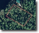 Ontario Waterfront 1 Acres File 38 - Cottage lot on Sturgeon Lake