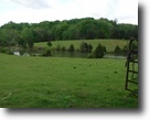 Tennessee Farm Land 10 Acres 10.44 ac w/Spring Fed Pond, Creek, Fencing