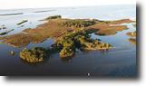 Florida Waterfront 118 Acres Chambers Island in Yankeetown, Florida
