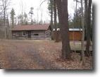 33 acres Log Cabin Groton NY 69 Brown Road