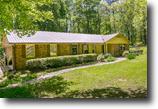 13+ Acres w/ Creek & Renovated Home