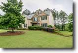 Georgia Land 1 Acres Lakefront Home in Gated Community