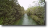 Tennessee Waterfront 11 Acres Almost 1000 Feet of River Frontage!