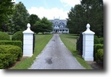 Virginia Land 8 Acres Historic Cliffside Mansion