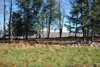 Lot 3 is a 3.7 acre property with great lake and hay field views.