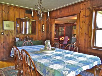 Main Lodge Dining Room