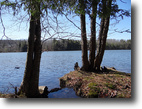 8 Acres Private Lake Water Frontage