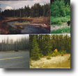 Ontario Land 11 Acres Hwy. & River Frontage, Timmins, CANADA