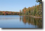 Michigan Waterfront 7 Acres Lot 32 Secluded Point Road MLS#1074547
