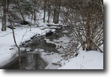 32 Acres Adirondack Foothills with Stream
