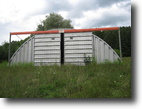 10+ Acres with Quonset Hut