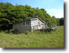 New York Hunting Land 32 Acres New York Land and Cabin Solar Panels Pond