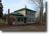New York Hunting Land 5 Acres Home near Williamstown Move In Ready!