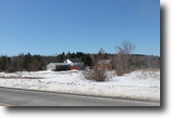New York Farm Land 45 Acres Farmland Home and Barns near Albany NY