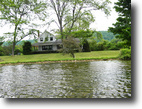 New York Waterfront 2 Acres Waterfront Home near Syracuse NY Private
