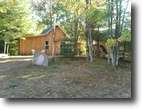New York Hunting Land 5 Acres Cabin in Amboy NY on Little Salmon River