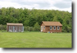 New York Hunting Land 6 Acres Southern Tier Cabin near State Forest
