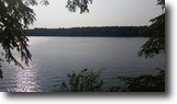 New York Hunting Land 25 Acres Waterfront Land on Private Lake Theresa NY
