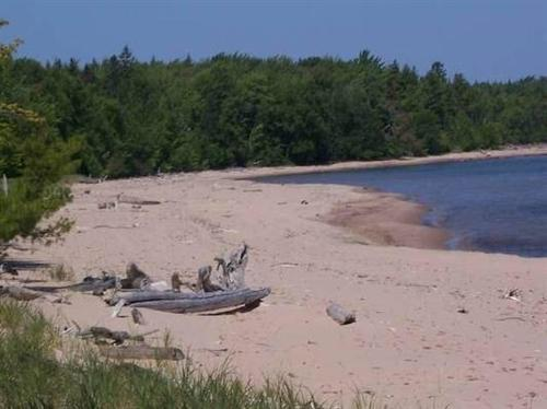 house & tbd sleeping bay mls property ontonagon michigan