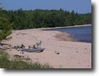 Michigan Waterfront 22 Acres TBD Sleeping Bay, MLS# 1093182