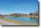 Tennessee Farm Land 10 Acres Unrestricted Land with Pond - Big Views!