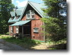 New York Hunting Land 20 Acres Mountain Home in Adirondacks of NY Barn